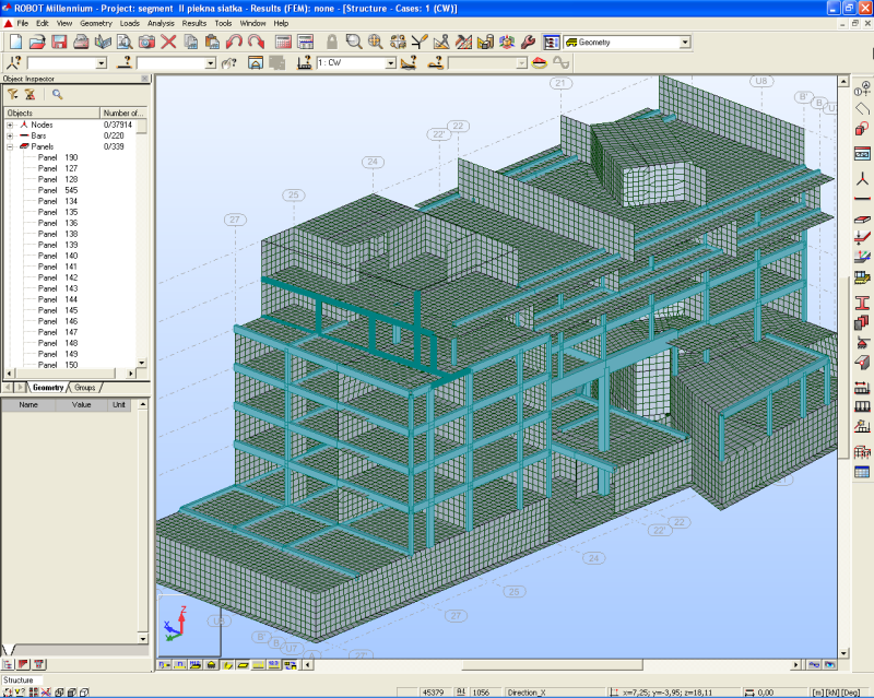 Autodesk Robot Structural Analysis Professional 2014 113303