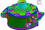 NX CAM – analizy modelu