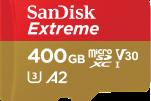 microSDXCT SanDisk Extreme UHS-I