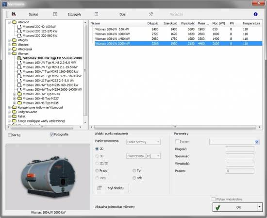 Nowa wersja programu CADprofi 8