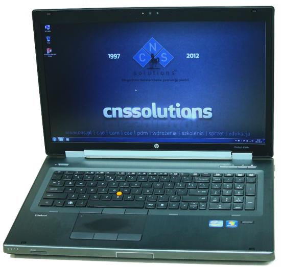 Stacja robocza HP EliteBook 8760w