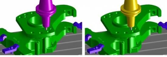 SmartCAM kolory własne opraek
