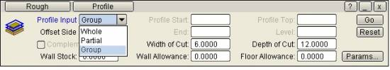 SmartCAM profil