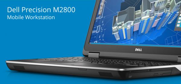 Dell Precision M2800