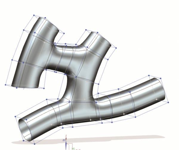 NX10-Realize Shape