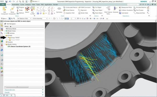 NX_CMM_Data analysis - multiple results sets