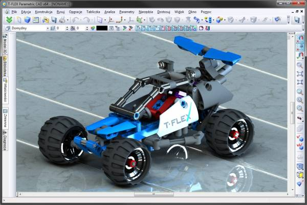 T-FLEX 14 - lego technic