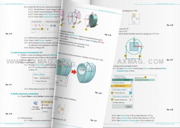 NX CAD - Podstwy-2