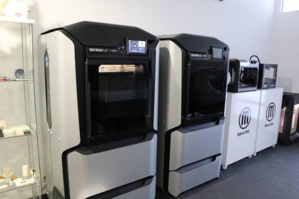 drukarki 3D Stratasys F123