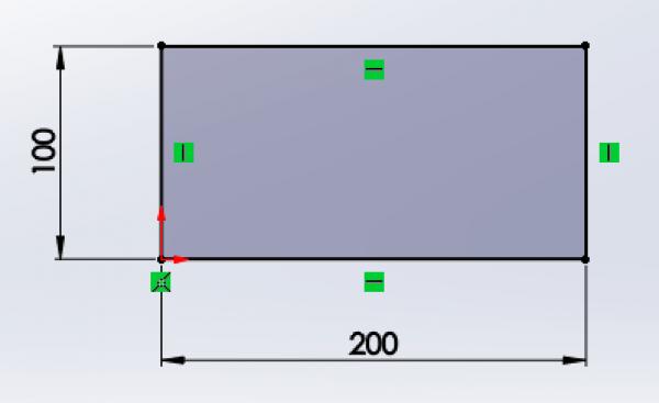 solidworks wymiarowanie szkic całkowicie zdefiniowany