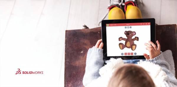 Projektowanie 3D dla dzieci - oprogramowanie SOLIDWORKS