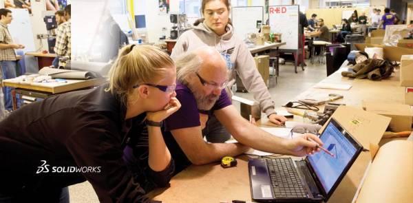 Projektowanie 3d dla dzieci - oprogramowanie SOLIDWORKS w ofercie DPS Software