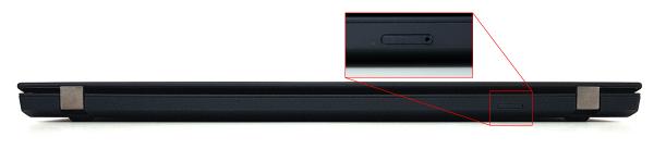 Stacja robocza Lenovo ThinkPad P43s - porty tył