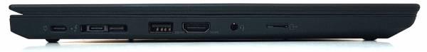 Stacja robocza Lenovo ThinkPad P43s - porty lewa strona