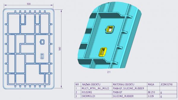 Creo 7.0 - Nowości w projektowaniu wieloobiektowym (multibody)