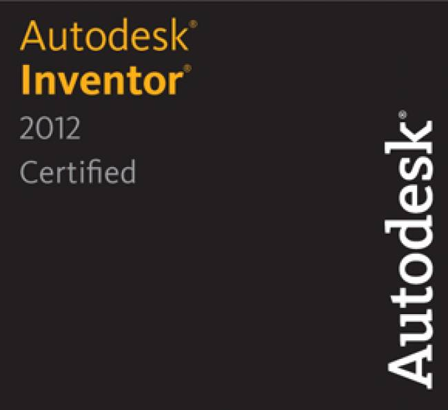 The latest release of Delcam's FeatureCAM CAM system has been certified for use with Autodesk Inventor 2012