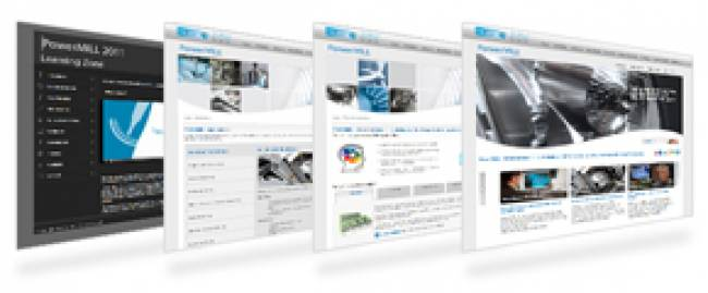 The new PowerMILL web site shows why 30,000 users have chosen the Delcam CAM software
