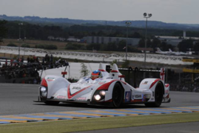 Delcam customer Zytek was a clear winner at Le Mans