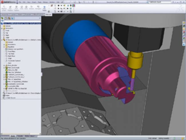 Delcam for SolidWorks will be the only CAM software to be featured at the DS SolidWorks Asia-Pacific