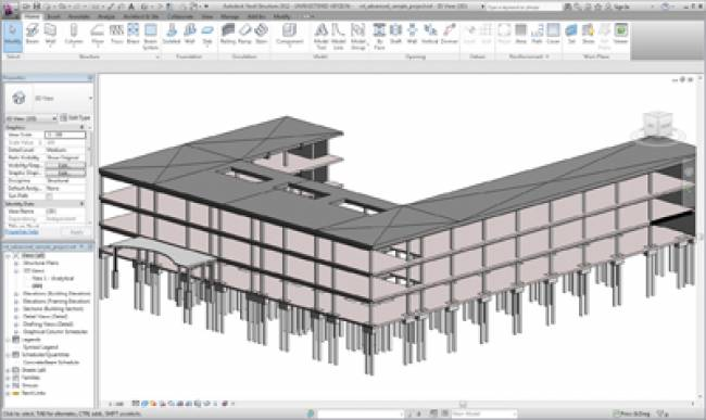 GRAITEC Advance compliancy with REVIT 2012