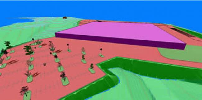 3D aspects biggest improvement in Carlson Survey 2012 Embedded AutoCAD