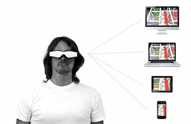 Virtual Walkthrough in 3D with GRAPHISOFT BIMx and ZEISS cinemizer® OLED Glasses