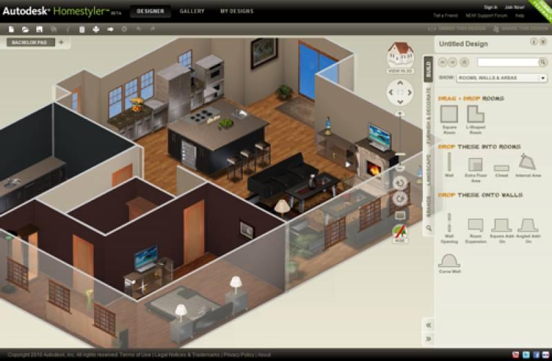 Projektowanie Wnętrz Online Za Darmo