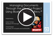 Bluebeam® and McCarthy Webcast Now Available On-Demand