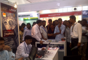SolidCAM India at INTEC 2012 Trade Fair, Coimbatore