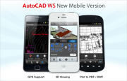 AutoCAD WS Update for Mobile and Web – Available Now