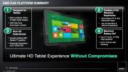 New AMD Z-Series APU for Tablets Enables Immersive Experience for Upcoming Microsoft Windows® 8 Platforms