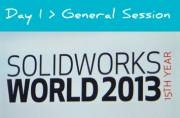 SolidWorks World 2013: Day 1 General Session